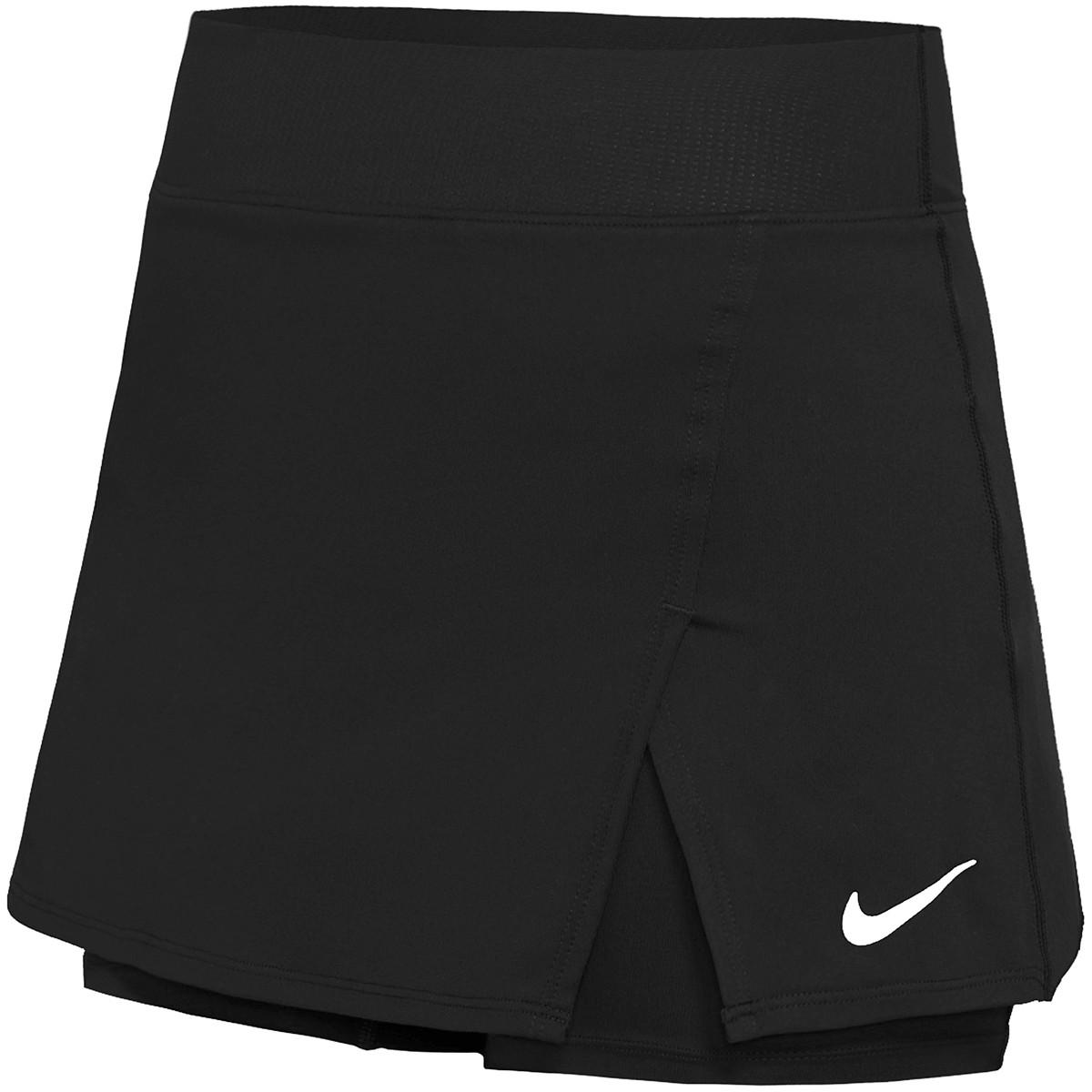 Saia SHORT Nike Court Victory SKIRT Preta