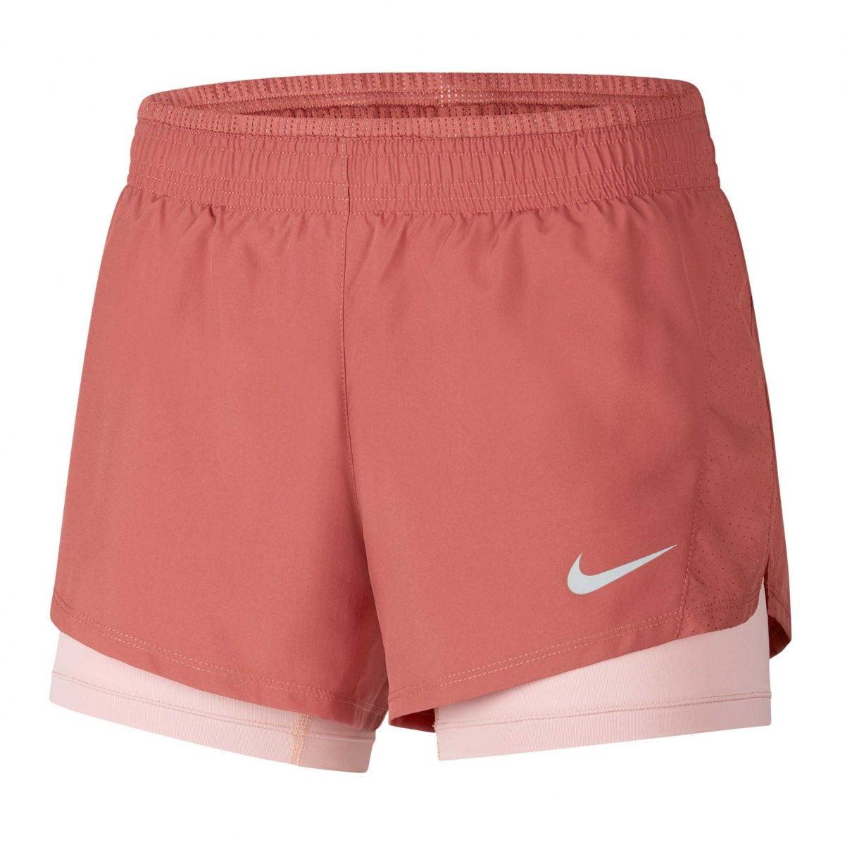 Short Nike 10K 2IN1 Feminino Rosa