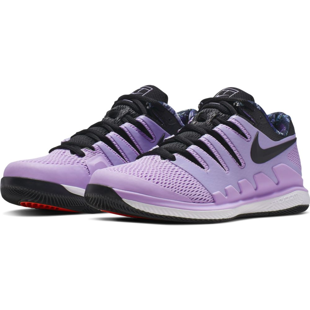 Tenis Nike AIR Zoom Vapor 10 Feminino Purple Agate