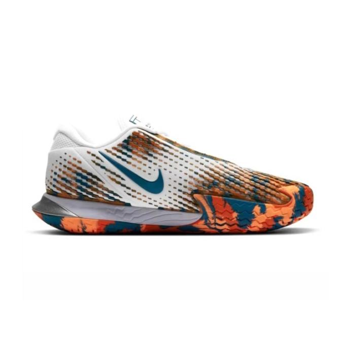 Tenis Nike AIR Zoom Vapor Cage 4 BRANCO/LARANJA