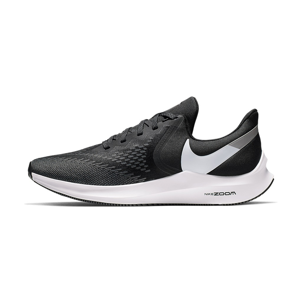 Tenis Nike AIR Zoom Winflo 6 Preto e Branco