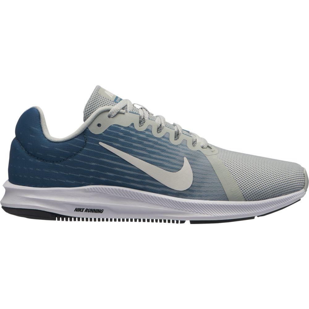 Tenis Nike Downshifter 8 Prata Celestial Feminino