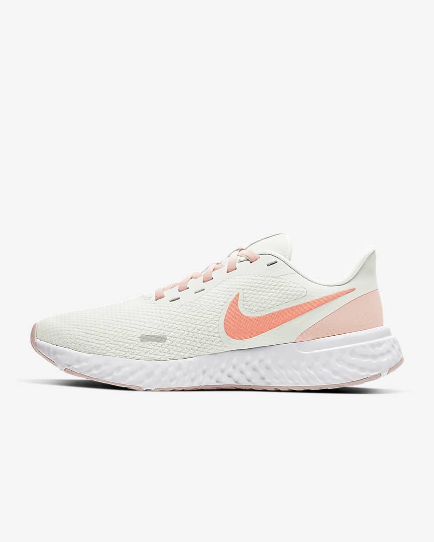 Tenis Nike Revolution 5 Feminino Crimson BLISS