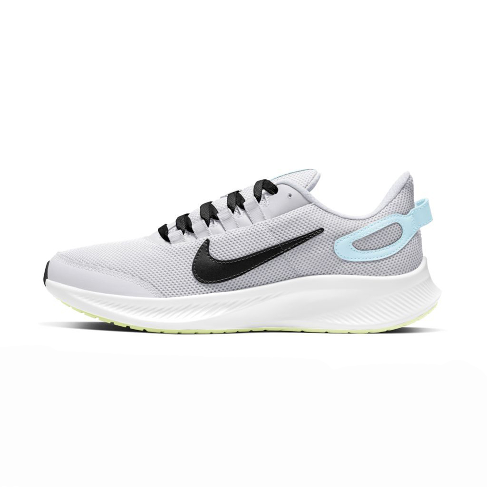 Tenis Nike Runallday 2 Feminino Prata