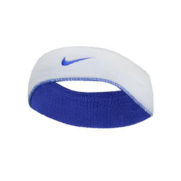 Testeira Nike Dupla Face DRI FIT Home e AWAY ROYAL/BRANCO