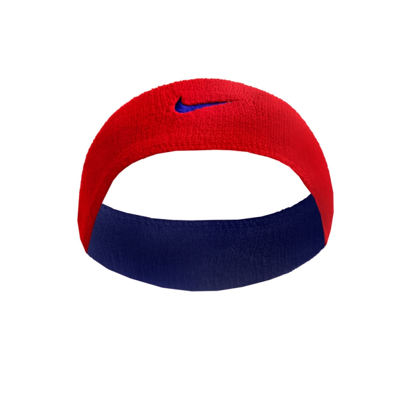 Testeira Nike Dupla Face DRI FIT Home e AWAY VERMELHO/ROYAL
