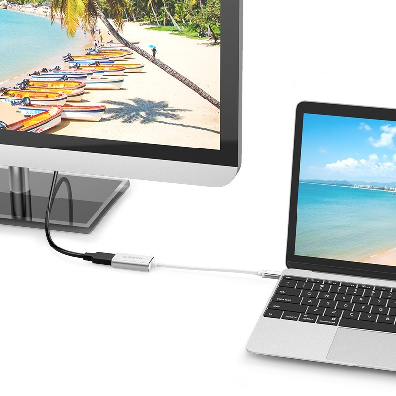 Adaptador USB-C / Type C Para Hdmi - 4k - XC-101