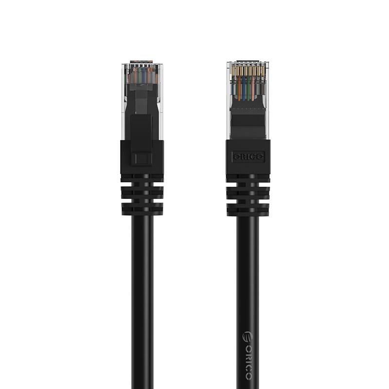 Cabo de Rede Ethernet 1000Mbps - CAT 6 - Blindado - 1 metro - PUG-C6-10
