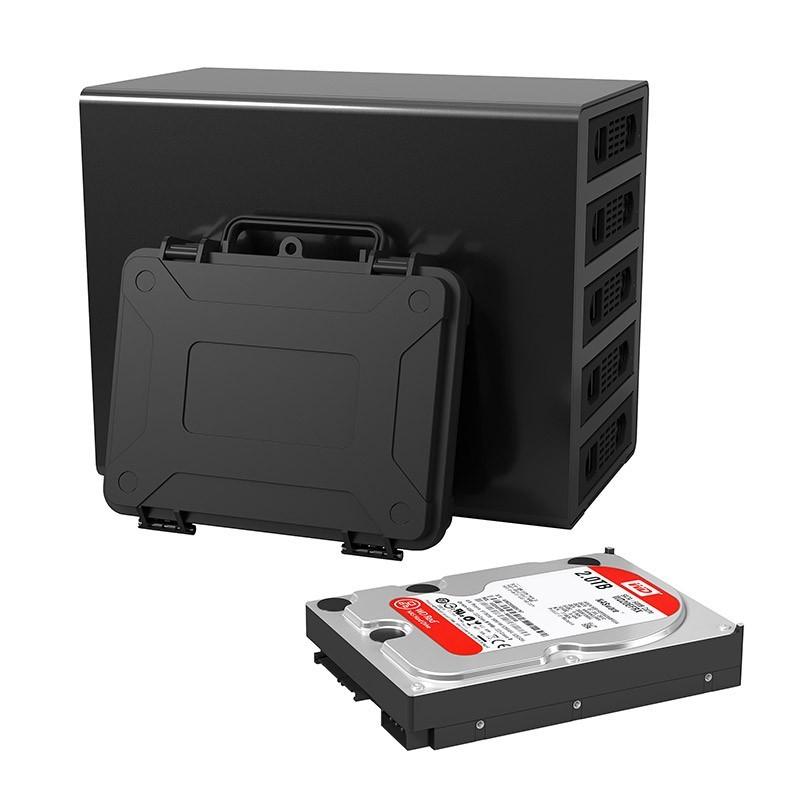 Capa / Case de Proteção para HD 3.5 - PHF-35
