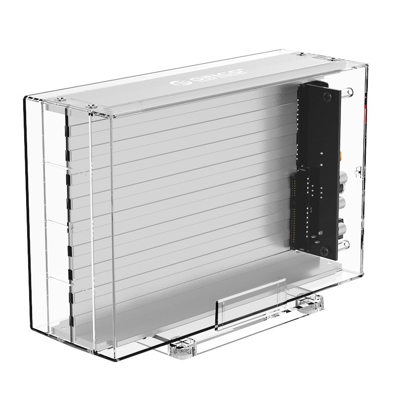 Case/Gaveta para HD 3.5 com 2 Baias - Função RAID - 3259RU3