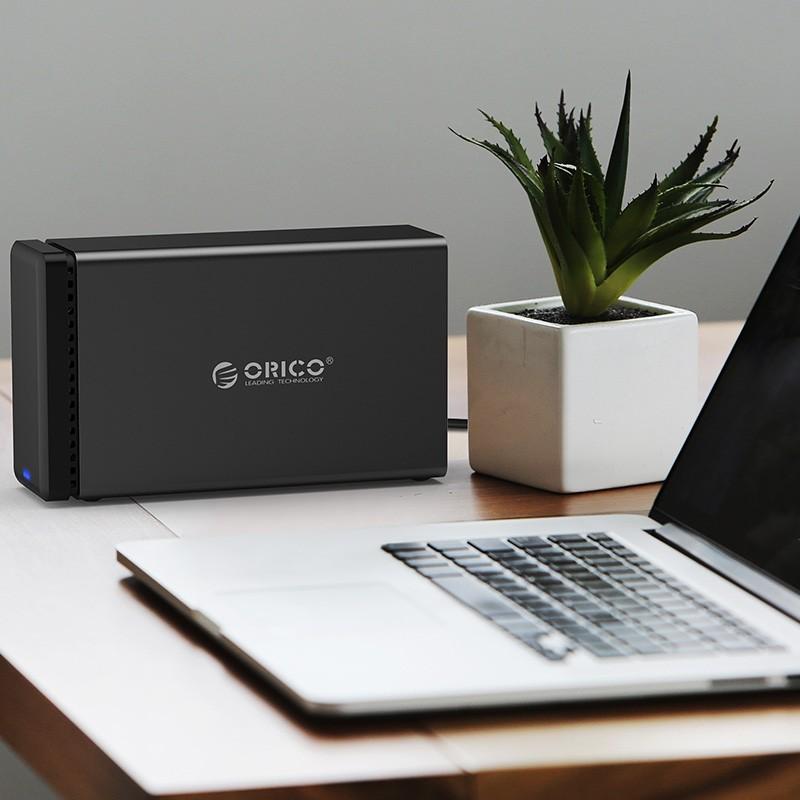 HD Storage 2 Baias - USB 3.1 Type-C - NS200-C3