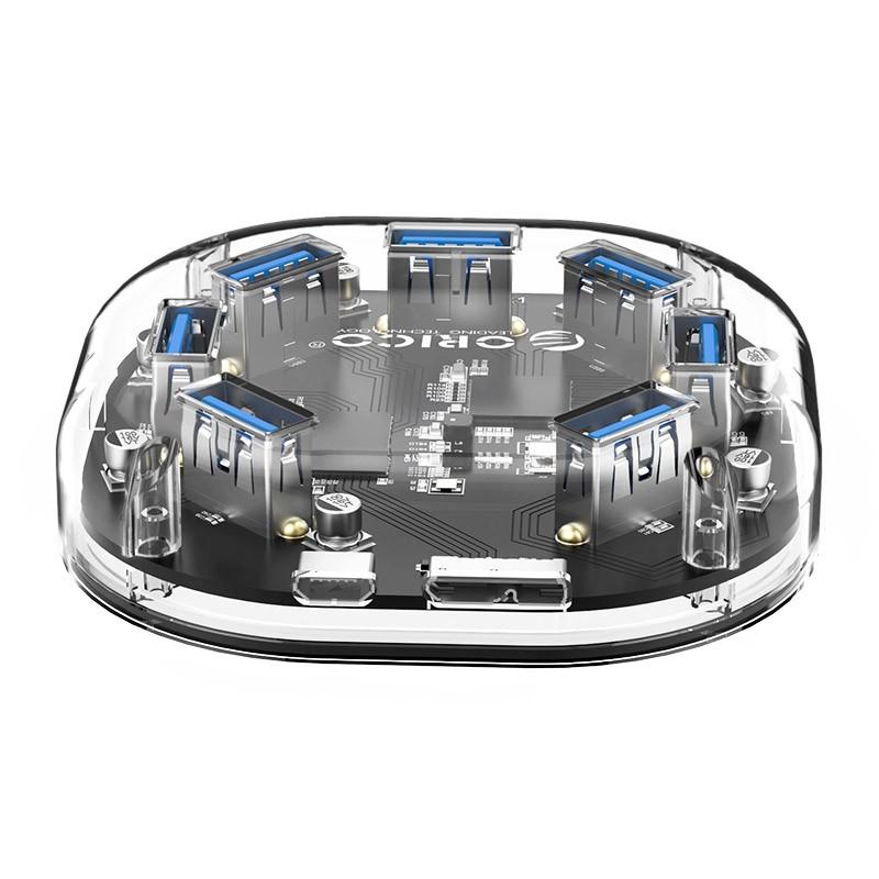 HUB  7 portas 3.0 - H7U-U3