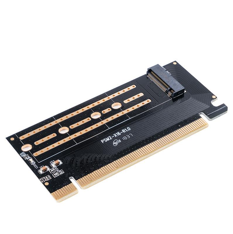Placa de Expansão M.2 NVMe para PCI-e Express - PSM2-X16