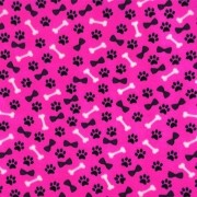 SOFT ESTAMPADO - ESTAMPADO PET FUNDO ROSA