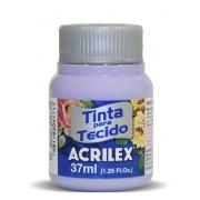 TINTA PARA TECIDO ACRILEX 3.UN LILAS