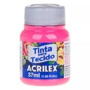 TINTA PARA TECIDO ACRILEX 3.UN PINK