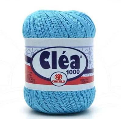 Linha Para Crochê Cléa 1000mt Circulo