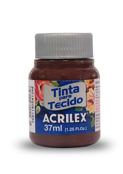 TINTA PARA TECIDO ACRILEX 3.UN VINHO