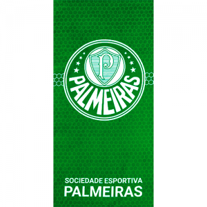 TOALHA TIME DE FUTEBOL PALMEIRAS