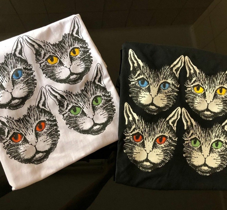 Blusa four cats BF