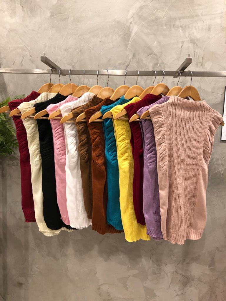 Blusa tricot Samara