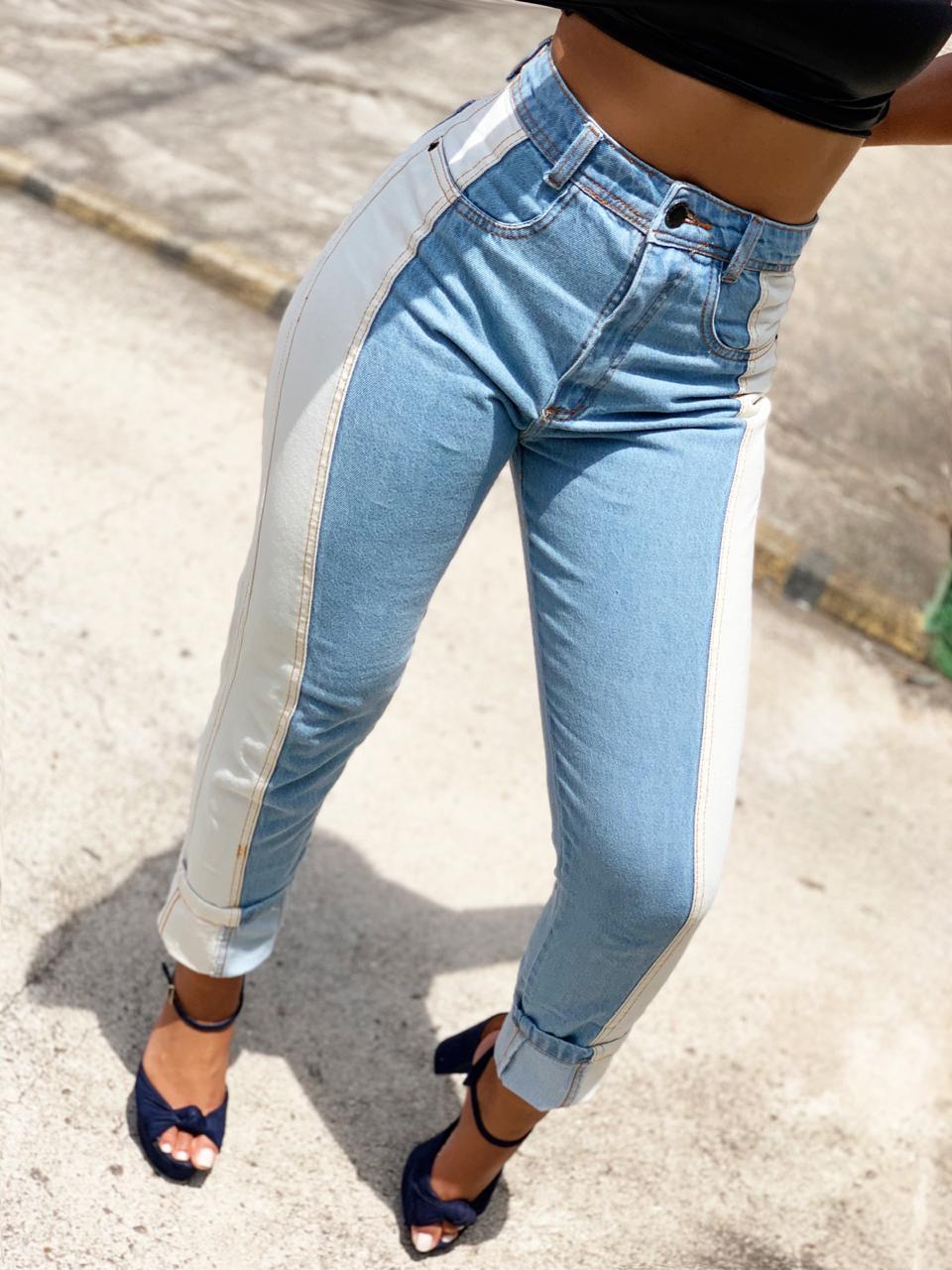 Calça jeans 2006
