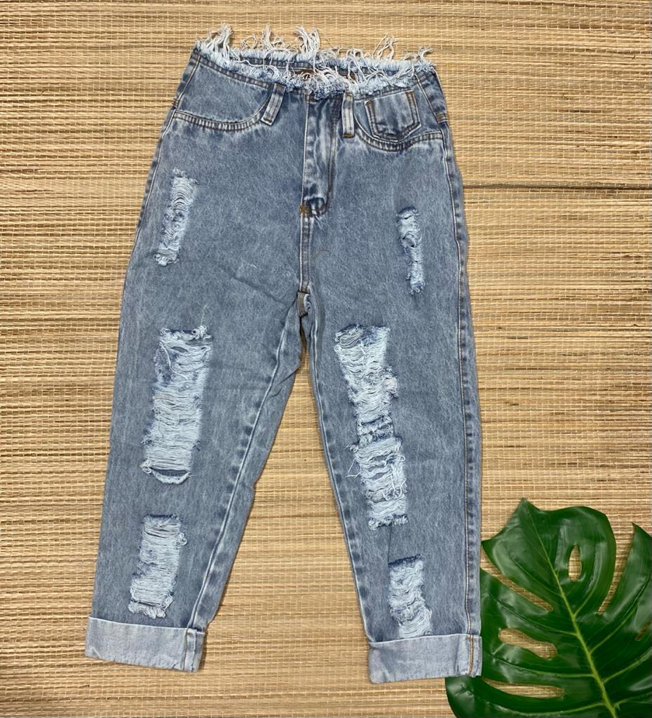 Calça jeans 2009