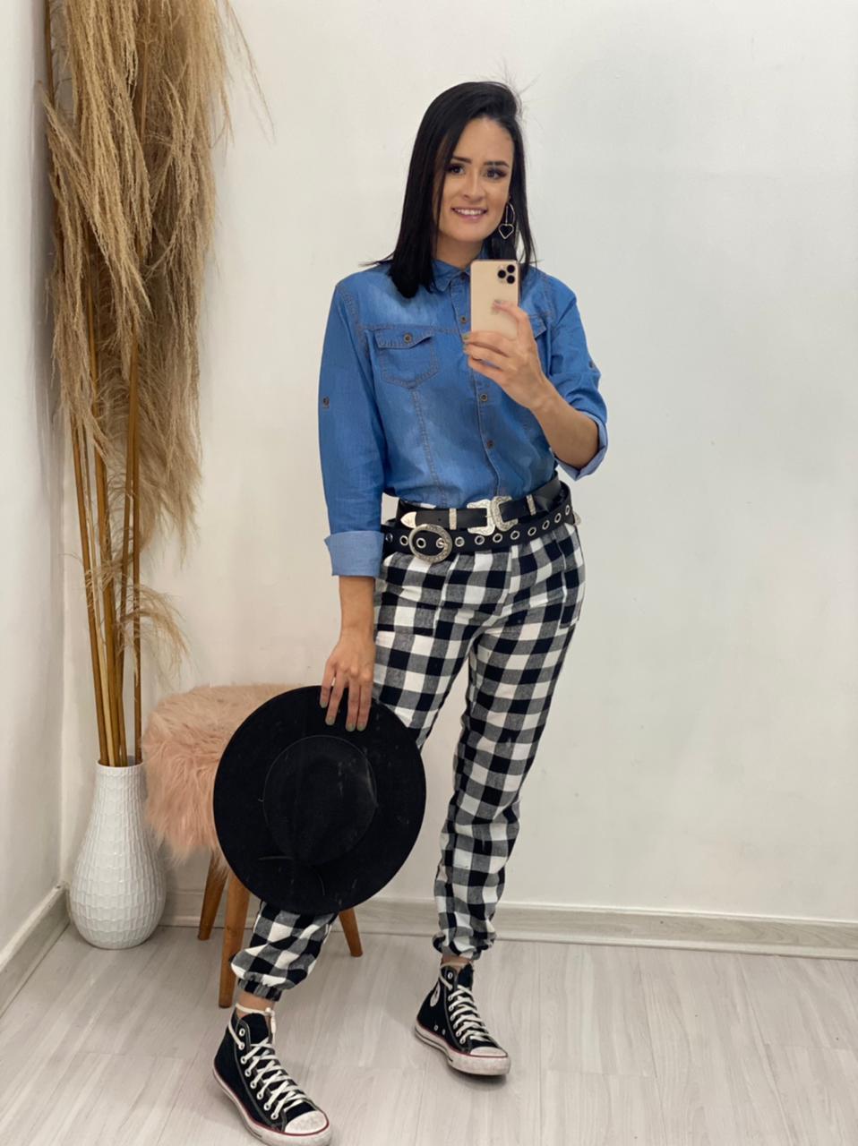 Camisa jeans Isabel