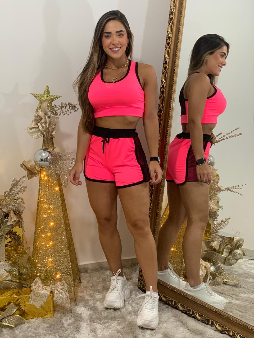 Conjunto fitness Thaís