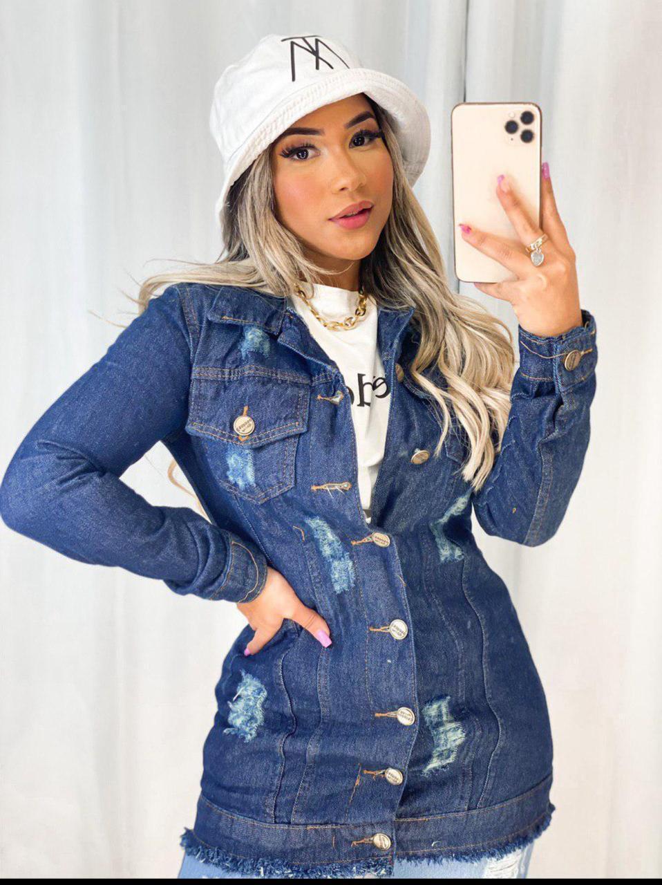Jaqueta jeans 5001