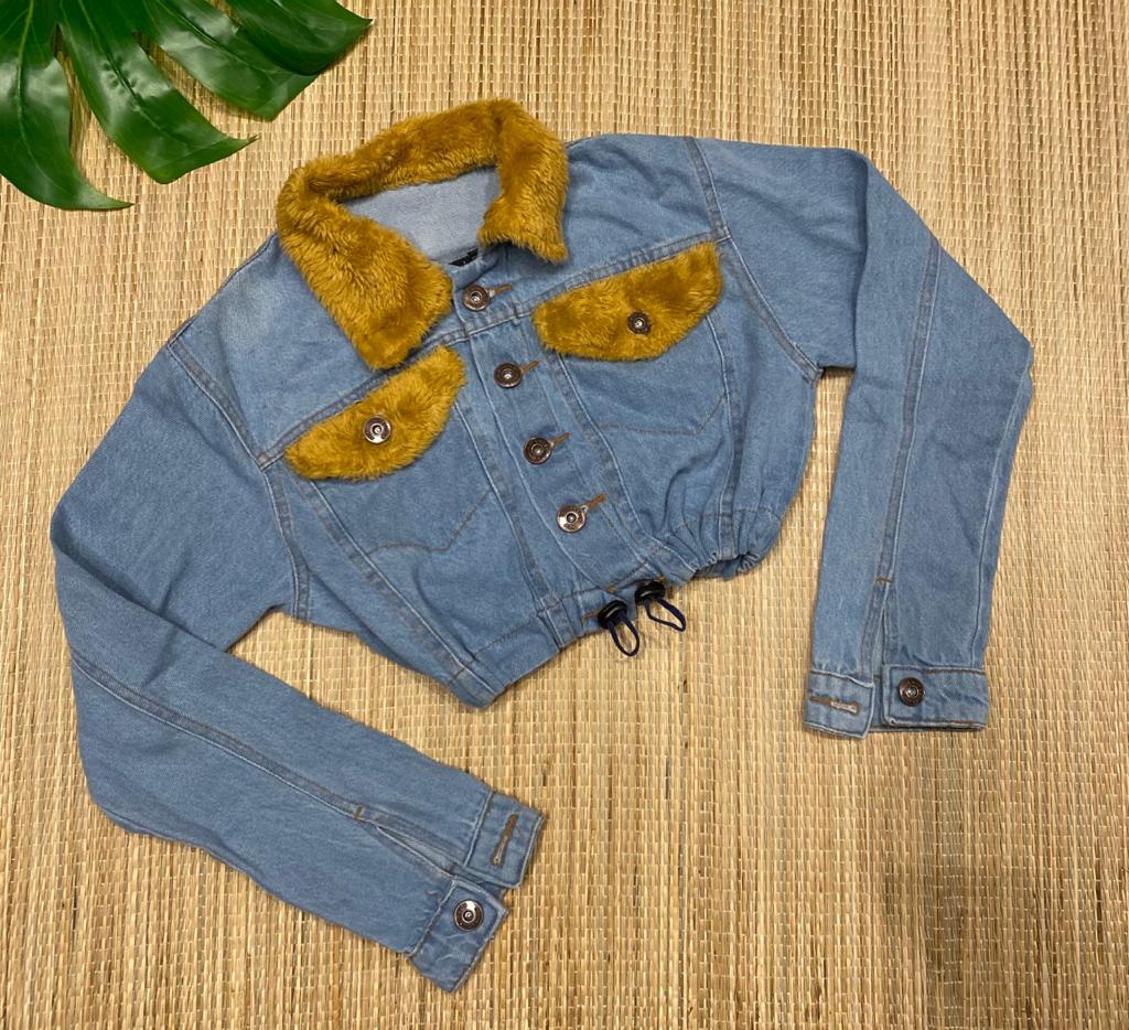 jaqueta jeans 5006