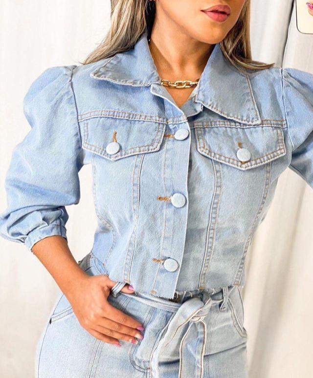 Jaqueta jeans 5014