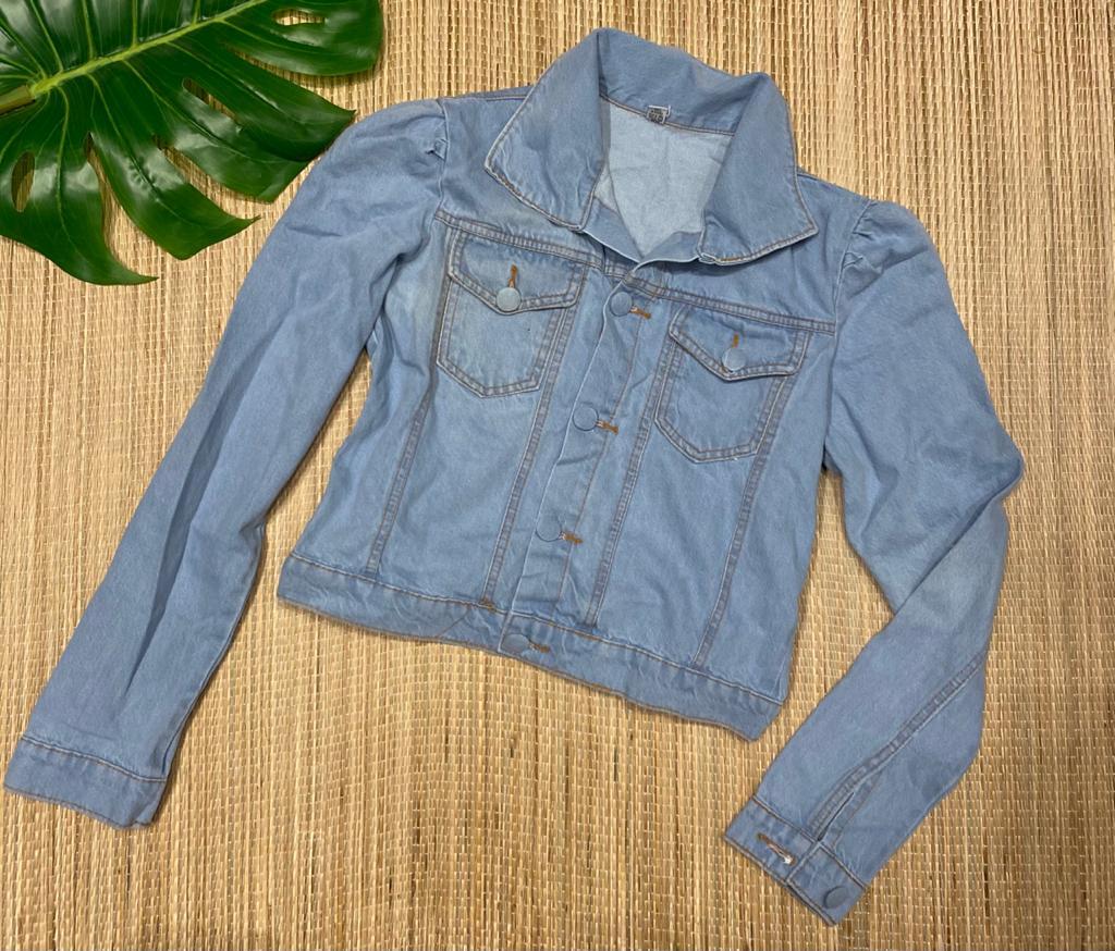 Jaqueta jeans 5015