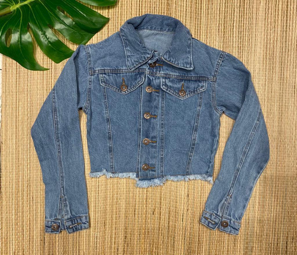 Jaqueta jeans 5018