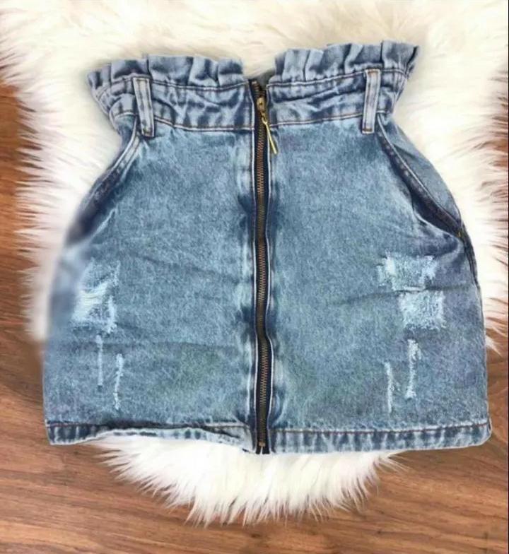 Saia Jeans 3007