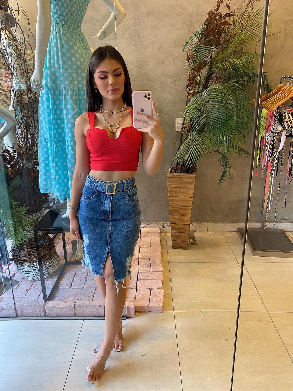 saia jeans 3028