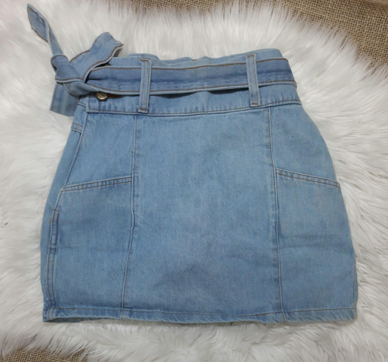 Saia Jeans 7.003