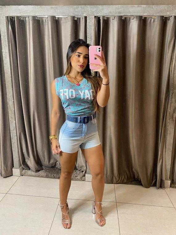 Short jeans Tina