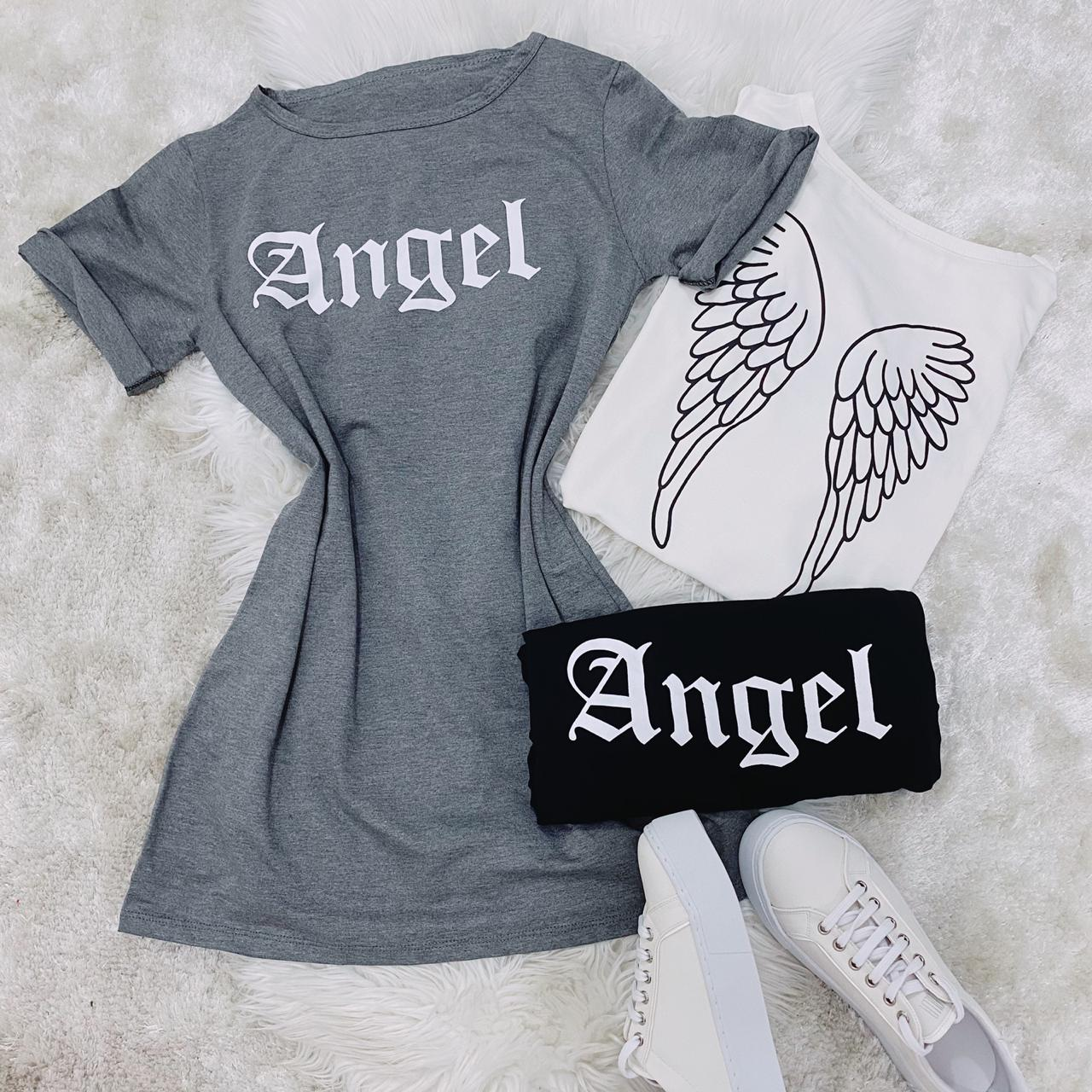 Vestido asas Angel
