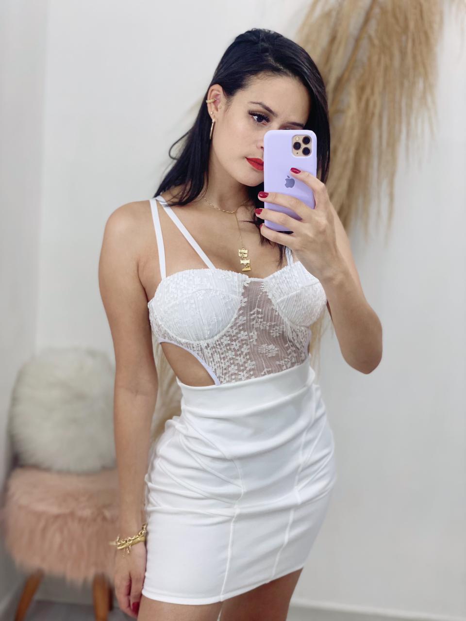 Vestido tubinho seduction