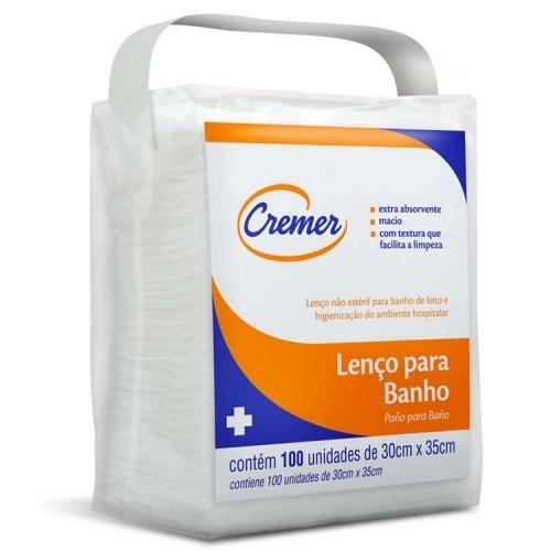 LENÇO PARA BANHO CREMER
