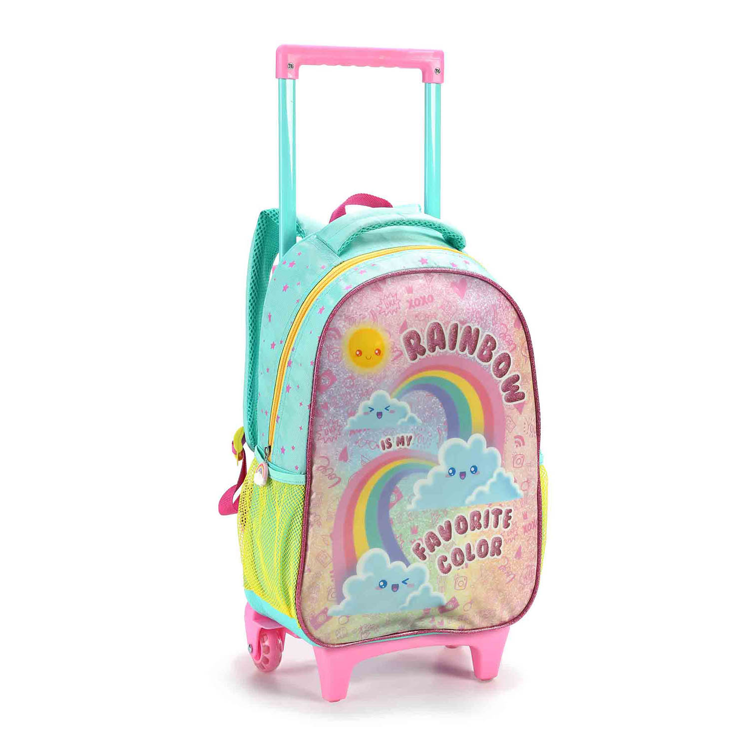 KIT ESCOLAR FEMININO ARCO IRIS - SEANITE