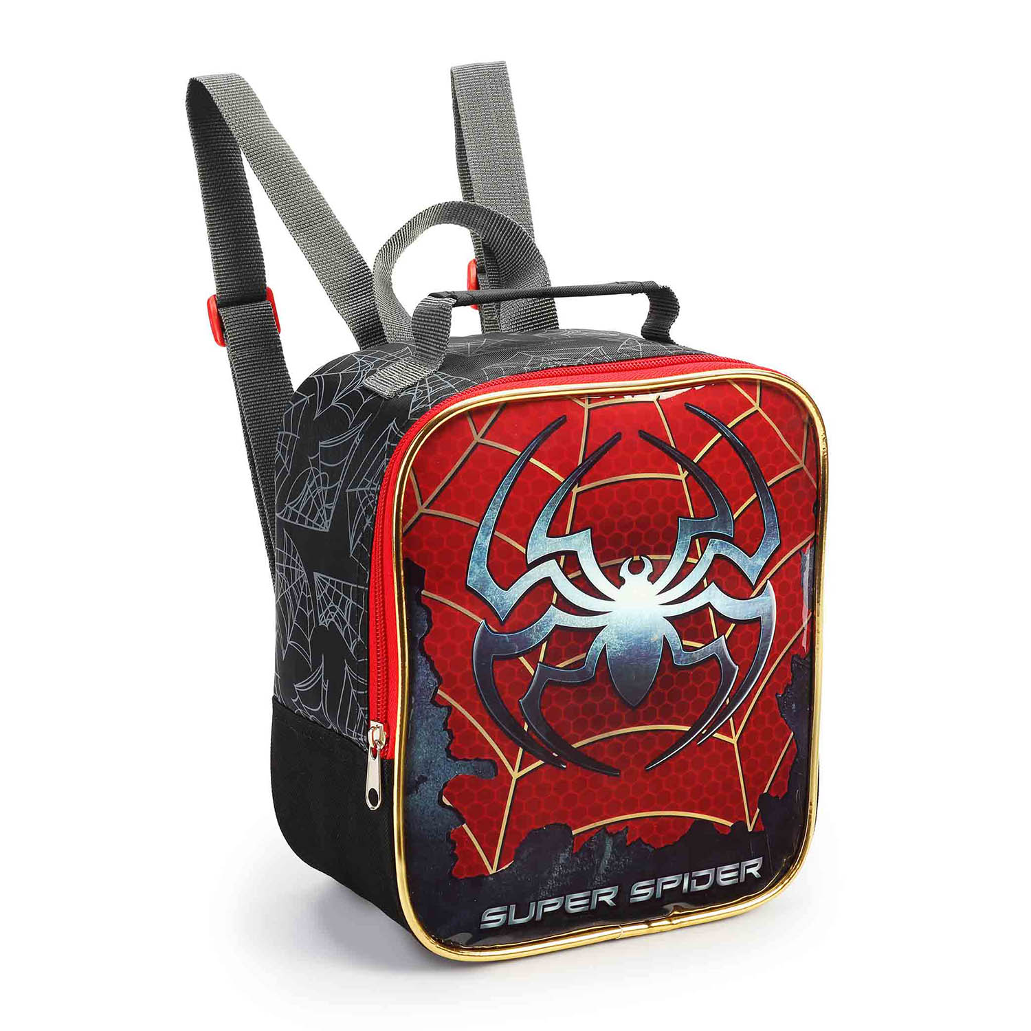 KIT ESCOLAR MASCULINO SUPER SPIDER - SEANITE