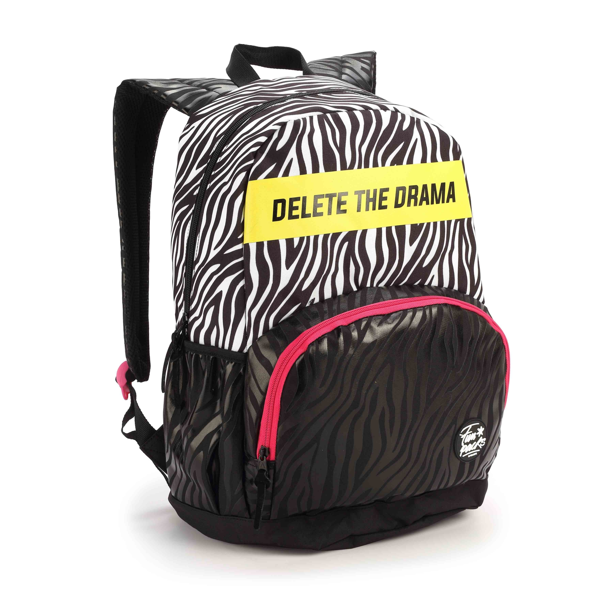 "MOCHILA 18"" DELETE THE DRAMA - SEANITE"