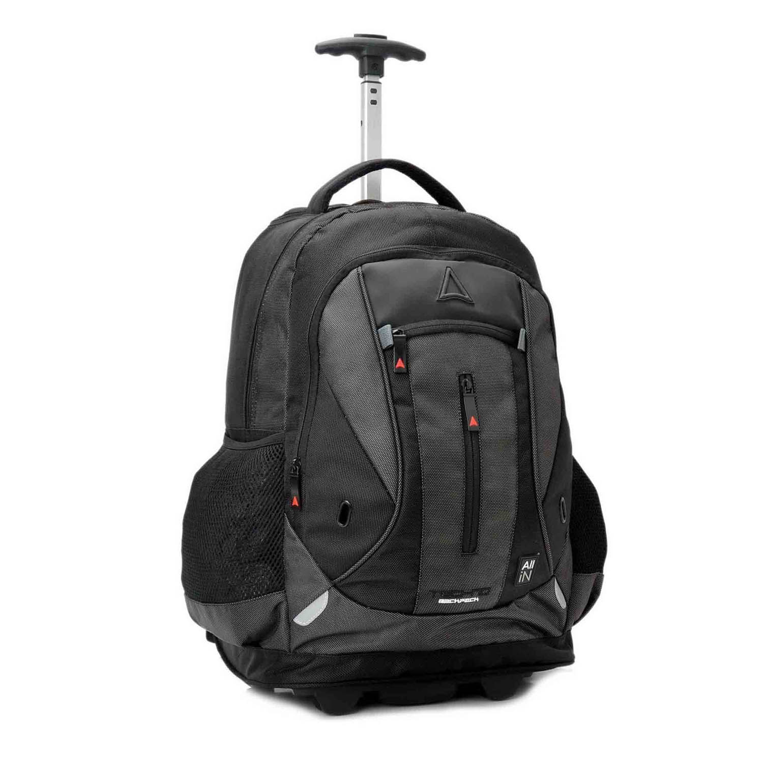 MOCHILA NOTEBOOK SPORT COM RODAS - SEANITE