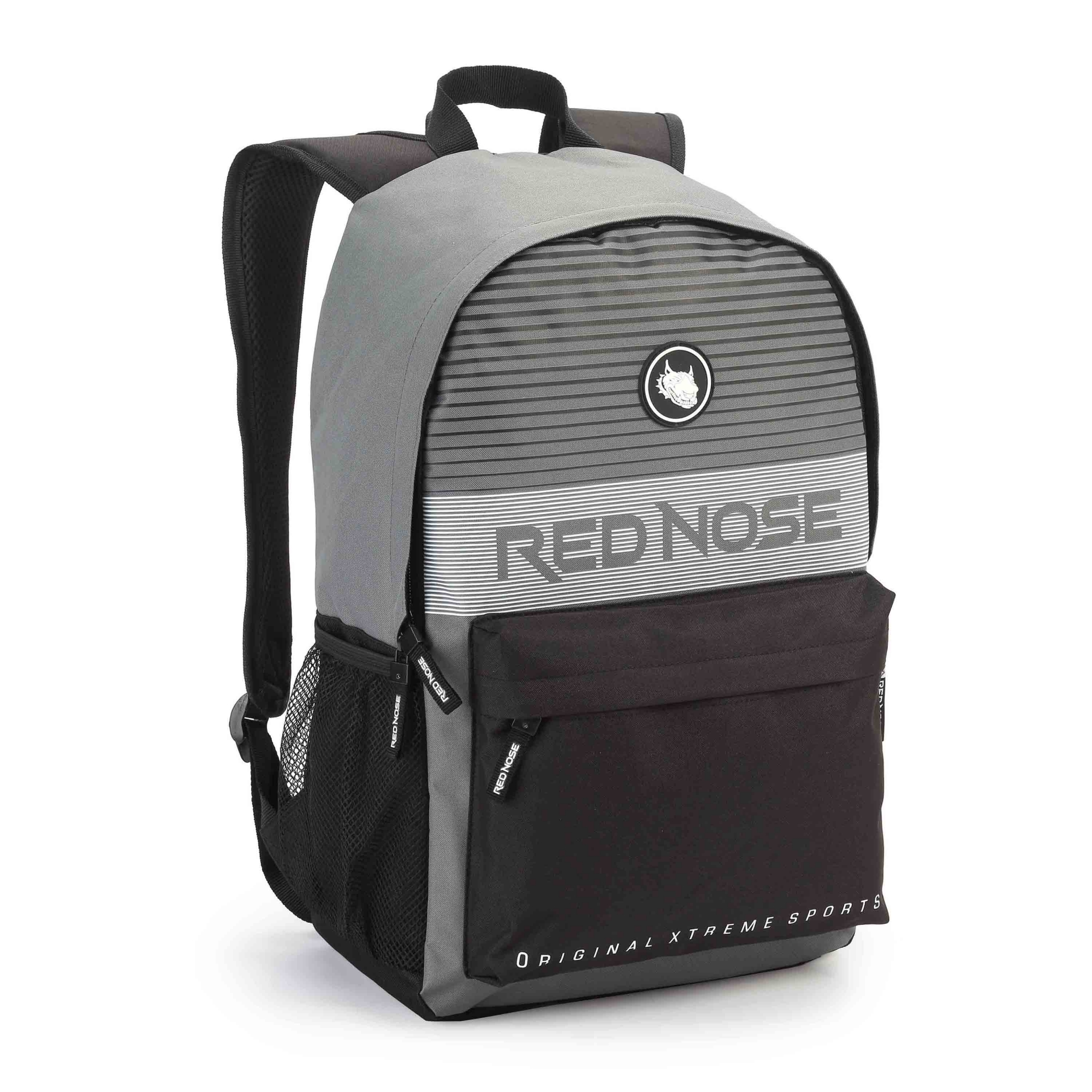 MOCHILA RED NOSE CINZA - SEANITE