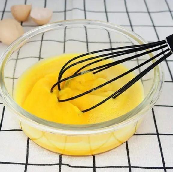 Batedor De Ovos Fuet Em Nylon Com Inox Graça Ref:13451 - Yazi