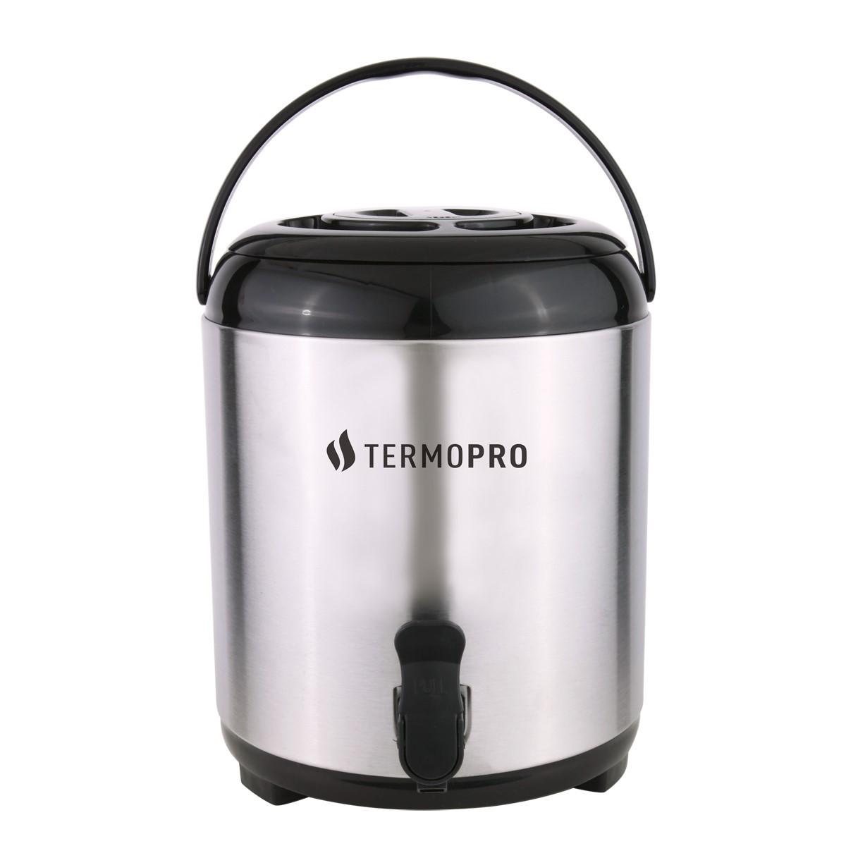 Botijão Térmico 8 Litros Inox Ref:tp6520 - Termopro