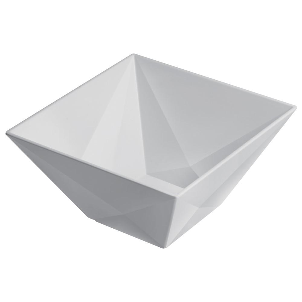 Bowl Diamond 17,5x17,5cm Em Melamina Ref:gx5450 - Marcamix