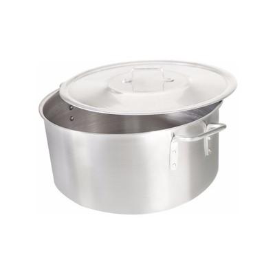 Caçarola De Alumínio De Hotelaria Standart N.28 - Alum. Ironte